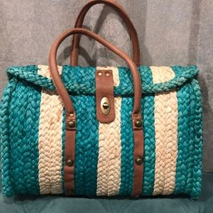 NWOT Anthropologie Pilcro and The Letterpress Bag